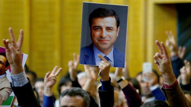 HDP Meclis Grup Toplantısı, Eş Başkanlar ve milletvekillerinin tutuklanması sonrası
