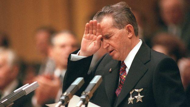 Nicolae Ceaucescu