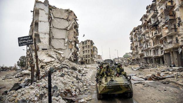 اطلاق النار بسوريا