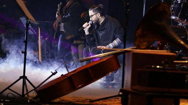 کنسرت بنیامین
