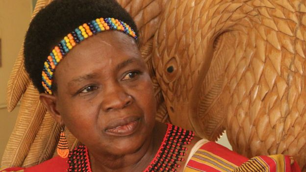 Paramount Chief Theresa Kachindamoto