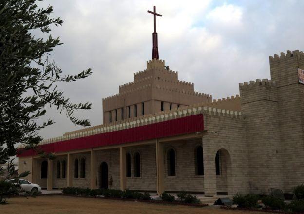 Irak, Kristen, Natal
