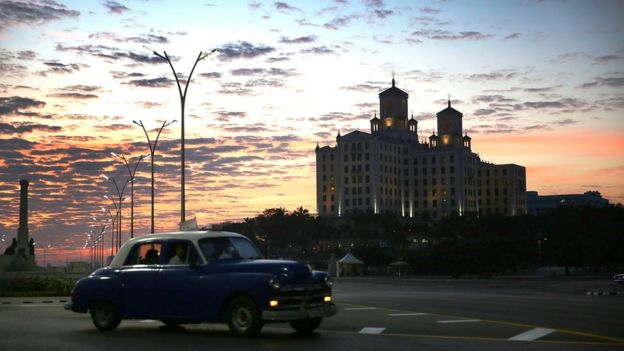 El nombre Cuba proviene del idioma de los primeros habitantes de la isla.