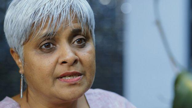 Pragna Patel quer que esse tipo de caso seja considerado violência doméstica e punido conforme a lei britânica