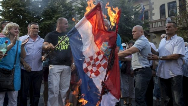 It has begun': A picture of ethnic cleansing in Bosnia | The Beer ...