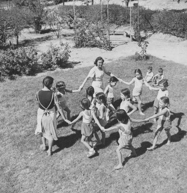 Израильские киббуцы