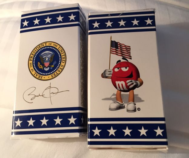 M&Ms from Air Force One