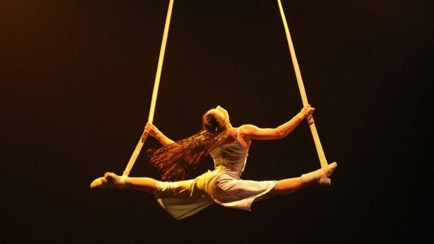 Se han registrado dos accidentes más en la historia reciente del Cirque du Soleil (imagen de referencia).
