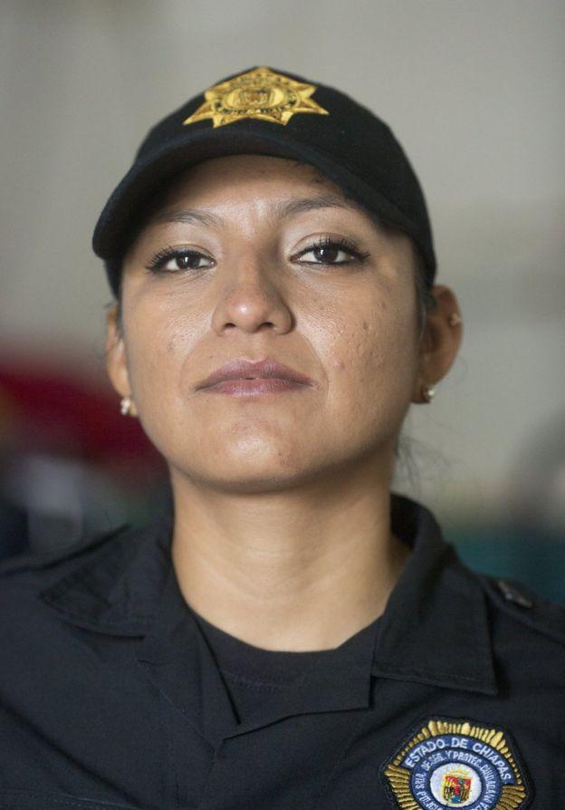 墨西哥女警孔奇塔‧洛佩斯