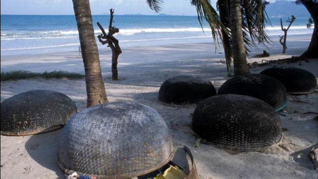 Bãi biển Nha Trang, một điểm đến ưa thích của khách du lịch Trung Quốc
