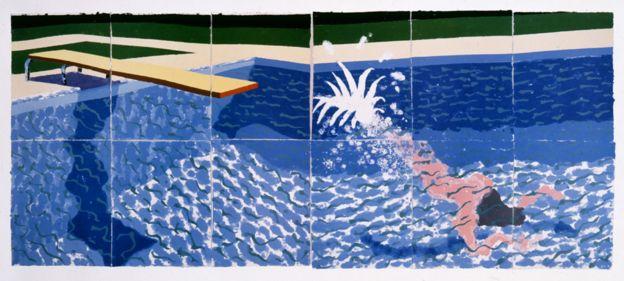 David Hockney -