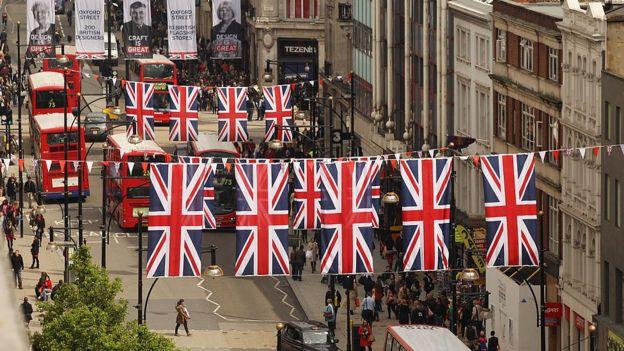 خیابان آکسفورد، لندن