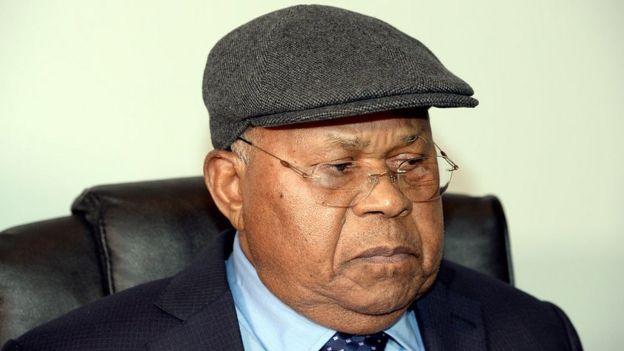 Etienne Tshisekedi, RDC