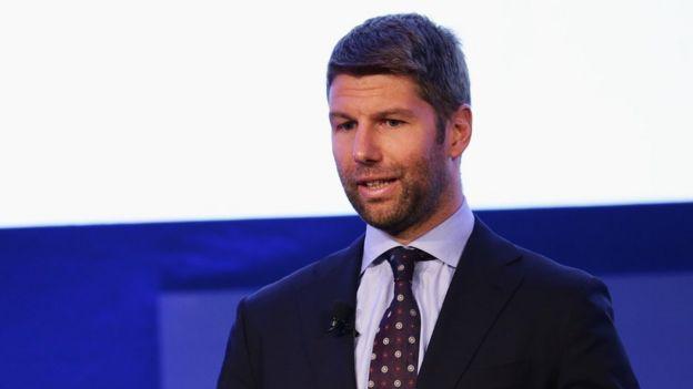 Thomas Hitzlsperger, ex-jogador da seleção Alemã, declarou publicamente ser homossexual. (Daniel Smith/Getty Images)