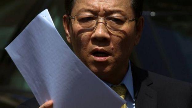 朝鲜驻吉隆坡大使姜哲