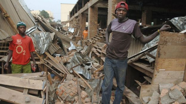 Just in: Earthquake Hits Congo, kills two >>>