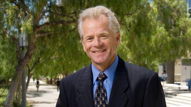 Peter Navarro.