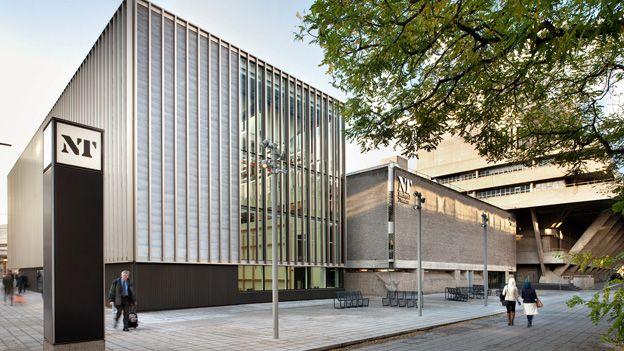 National Theatre NT Future by Haworth Tompkins