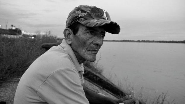 Hugo Hernán Montoya Gómez, animero de Puerto Berrío