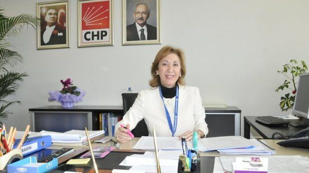 CHP Milletvekili Gülsün Bilgehan