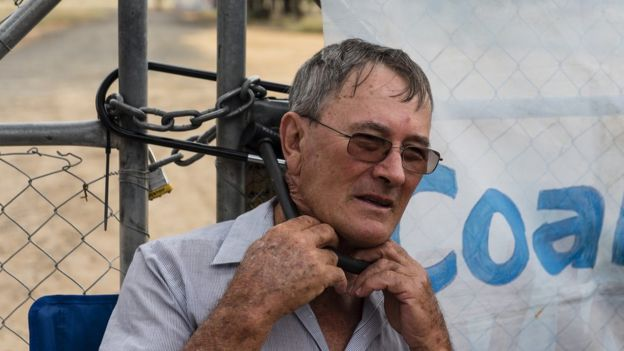 Farmer Don McKenzie