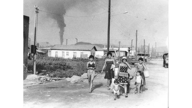 Cubatão nos anos 1980