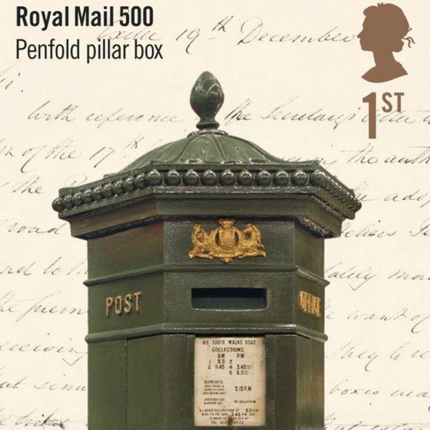 Penfold Pillar Box