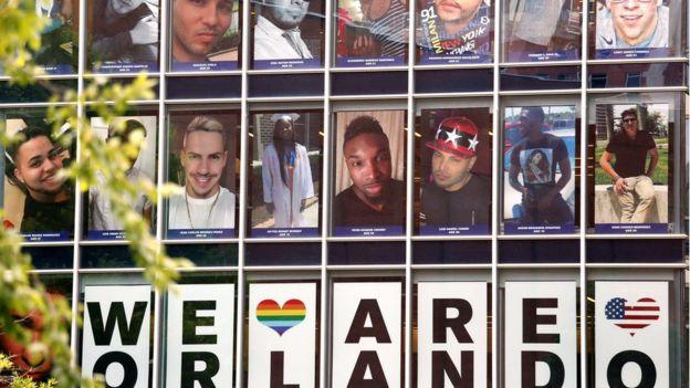 Victims in Orlando