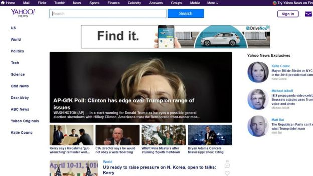 Yahoo: Why would Daily Mail or anyone else buy net firm? ilicomm Technology Solutions