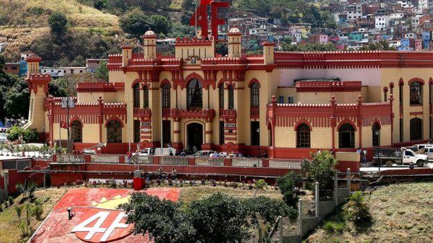 El cuartel de la Montaña