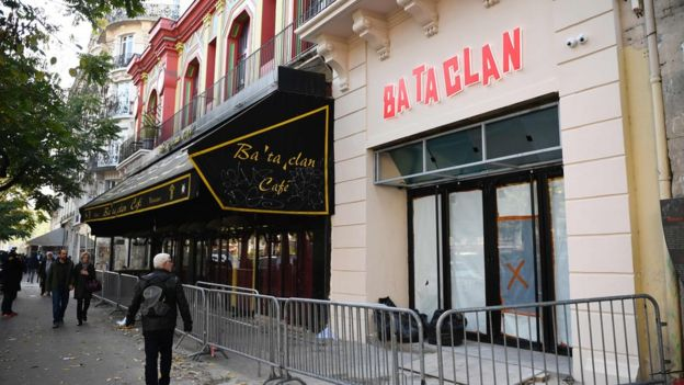 The Bataclan