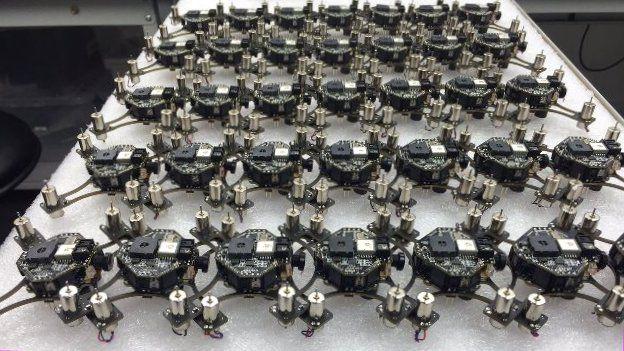Zano drones