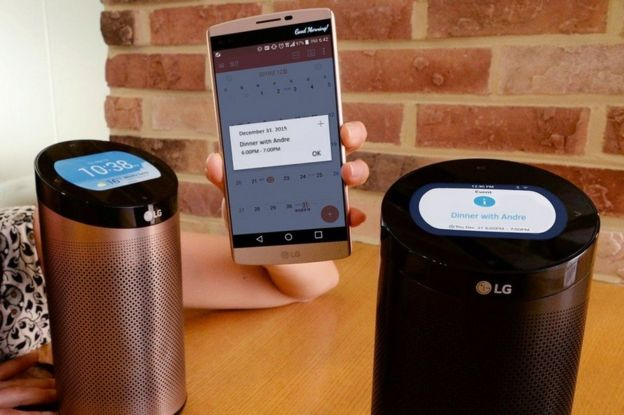 LG SmartThinQ Hubs
