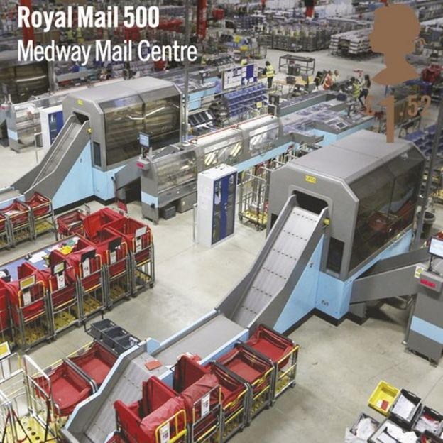 Medway Mail Centre