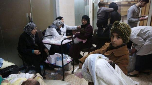 Syria: Government forces retake Damascus - SANA