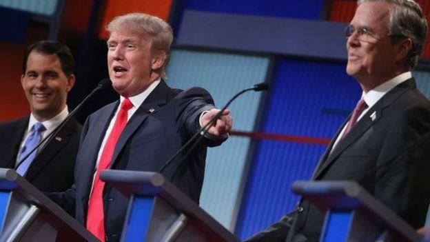 Một Donald không hạ được