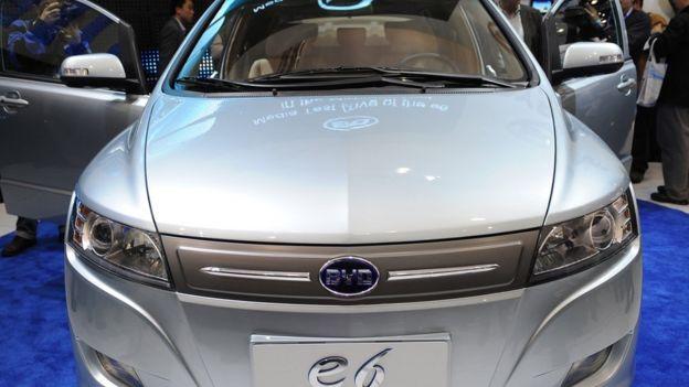 中国政府政策助推新能源 本土电动车有优势