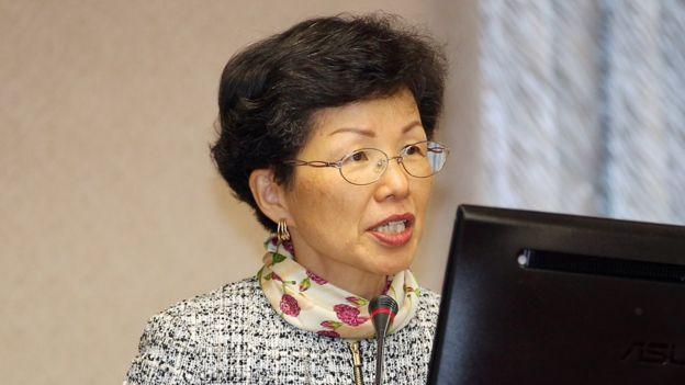 陆委会主委张小月3月20日表示,台湾不该被作为利益交换筹码,期盼美国履行对台承