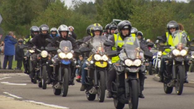 The record attempt was organised by Staffordshire Triumph
