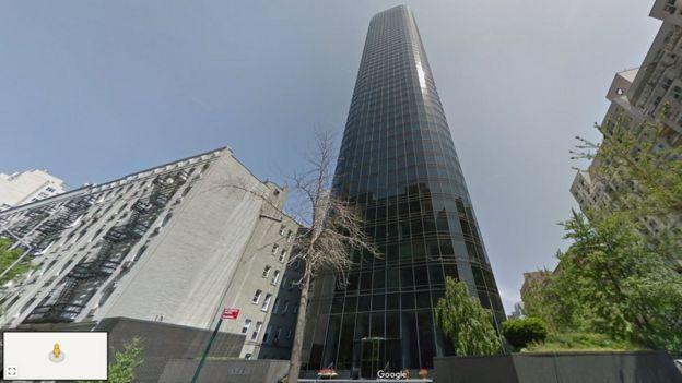 Solow Tower, em Manhattan, em maio de 2016