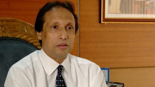 ড. মো. সাদিক, পাবলিক সার্ভিস কমিশনের চেয়ারম্যান।