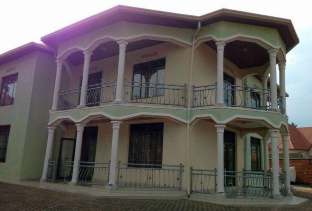 Rwanda guest house