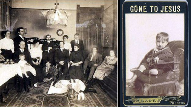 Victorians with dead people