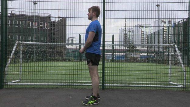 Mantenha a concentração ao realizar o exercício