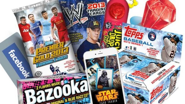 other brands by Topps