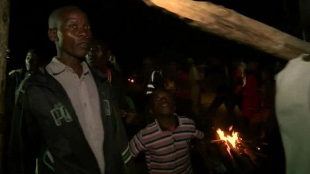 Population Kivu
