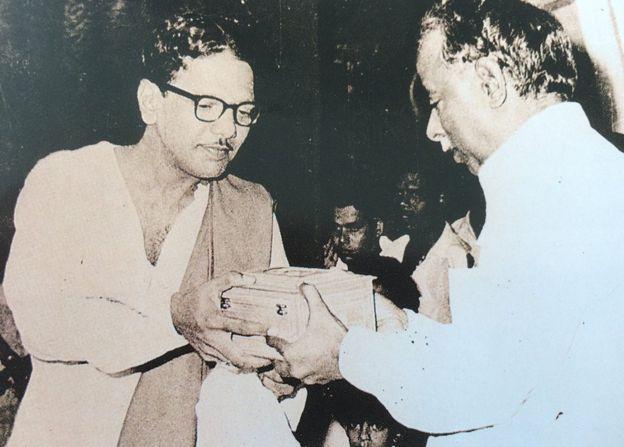 Muthuvel Karunanidhi
