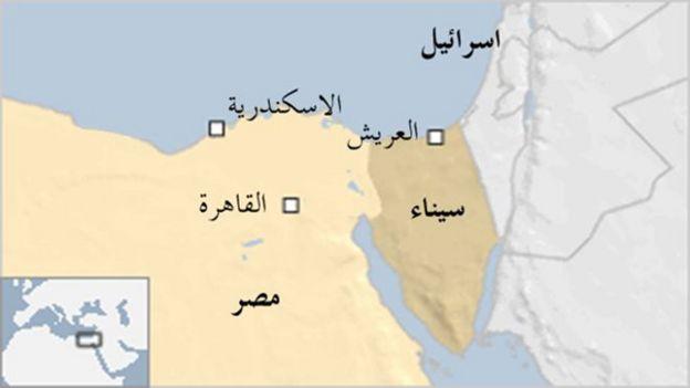 احباط بواسطة الجيش المصرى