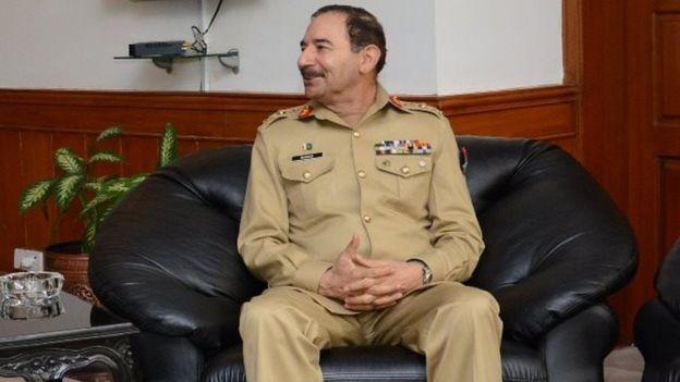 جنرل راشد محمود