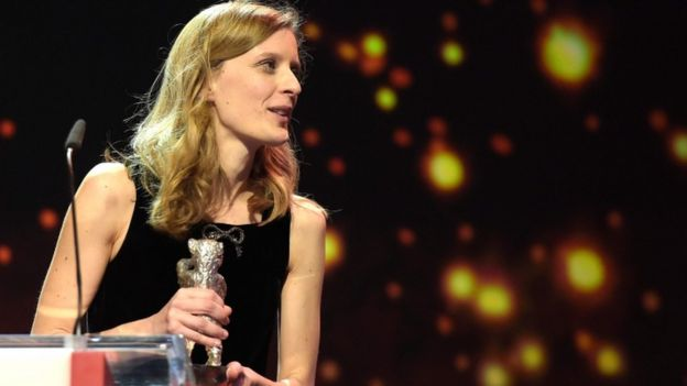 Mia Hansen-Love won best director for Things to Come, 20 Feb